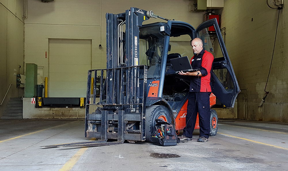 Forklift Repair near Indianapolis