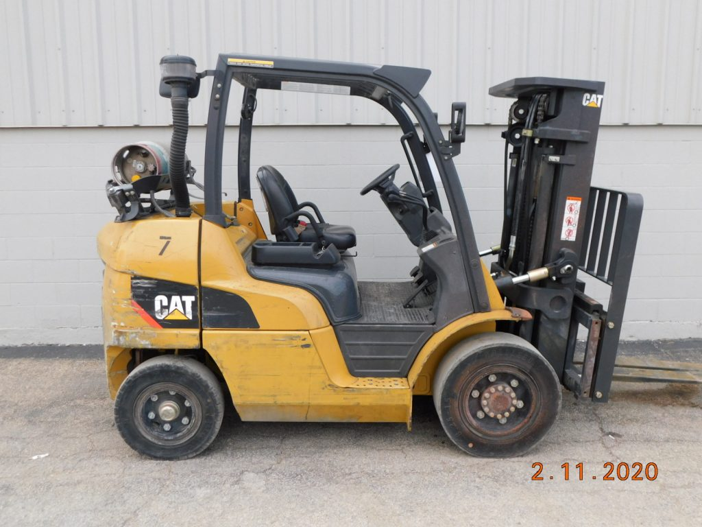 Used CAT Forklift for Sale in Indianapolis at Kensar Equipment Company
