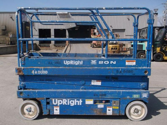 Used Narrow Scissor Lift for sale at Kensar Equipment in Indianapolis