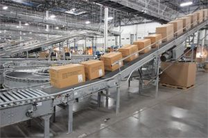 Adding a conveyor system to automate your warehouse