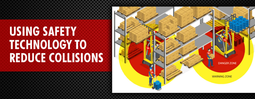 Safety Technology to Prevent Forklift & Pedestrian Collisions