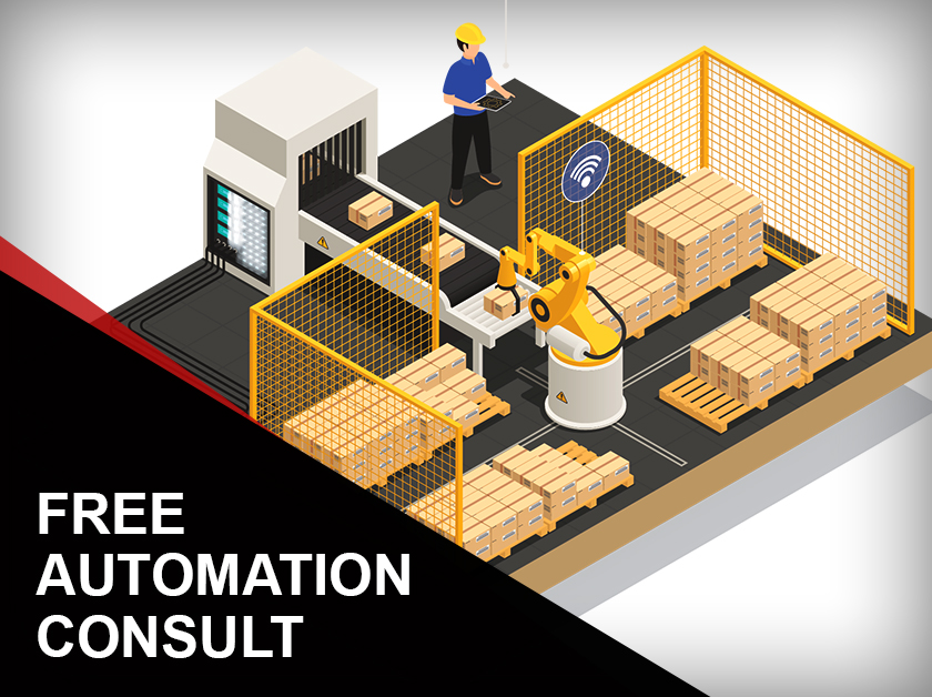 Learn about Automation possibilities with a free consult with an expert from Ellis Systems, division of Wolter Group.